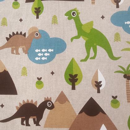 Dinosaures aspect lin