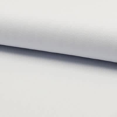 Toile coton ameublement Blanc
