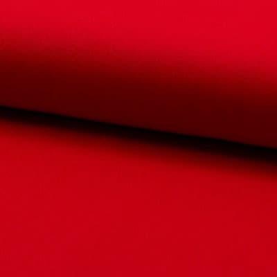 Toile coton ameublement rouge