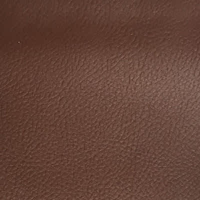 Simili Cuir Grain Marron