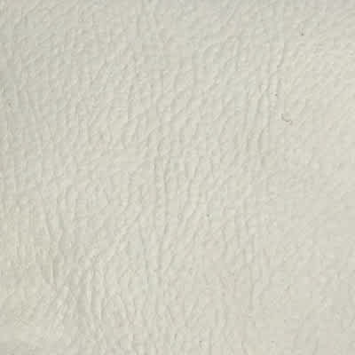 Simili Cuir Grain Blanc