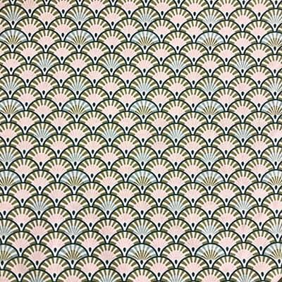 Tissu coton imprimé anisa