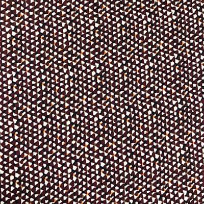 Tissu jersey imprimé crispy bordeaux