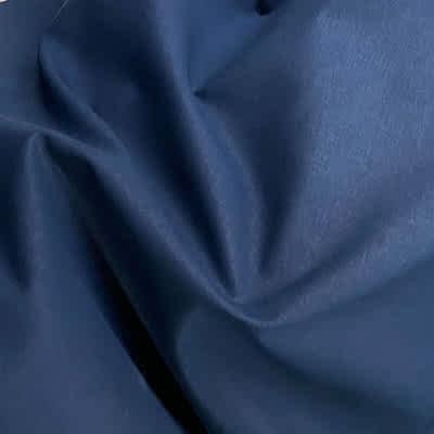Tissu Coton Uni navy