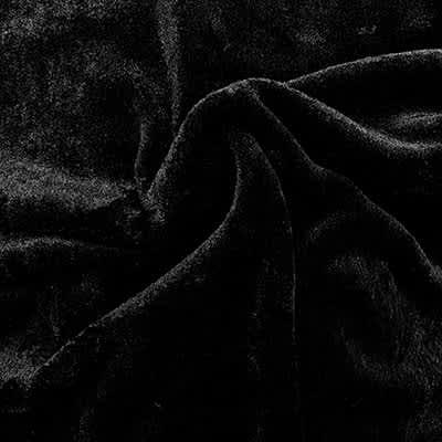 Doudou Uni noir