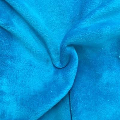 Doudou Uni bleu ciel