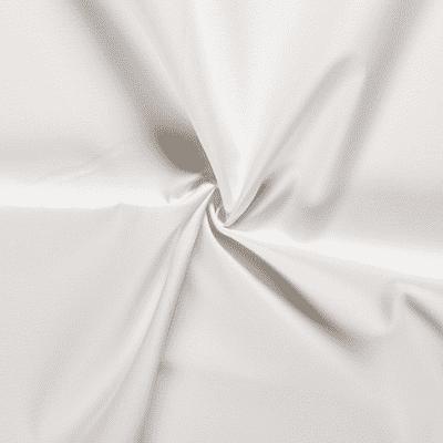 Tissu Coton Uni écru