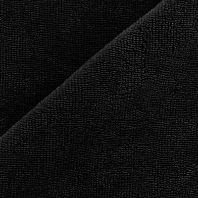 Éponge bambou double face noir