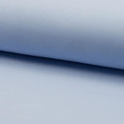 Tissu Polyester Uni ciel