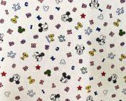 Tissu Disney mickey mini