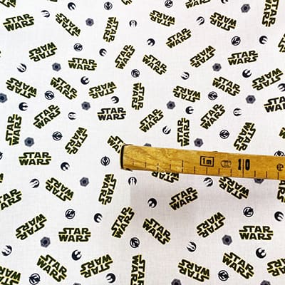 Tissu Disney Star Wars mètre