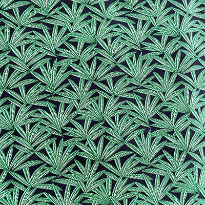 Tissu coton imprimé fenouillet