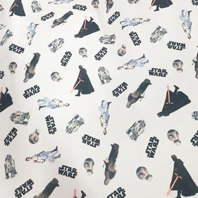 Tissu Disney Star Wars personnages