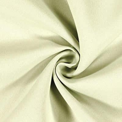 Tissu occultant crème