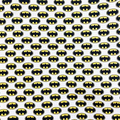 Tissu coton imprimé Batman